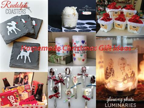 personalized  minute diy christmas gift ideas