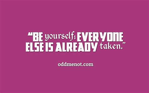 quotes   day friday  july  oddmenot