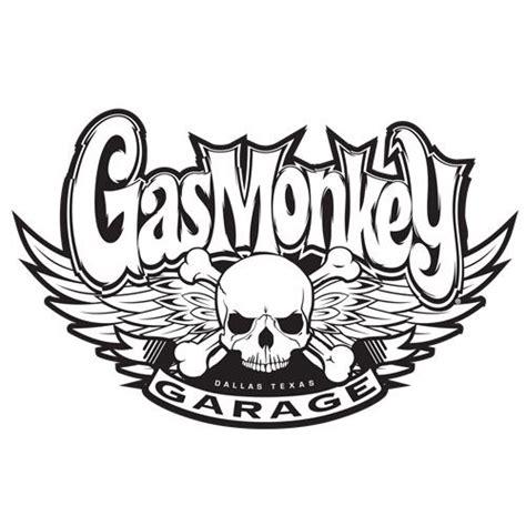 Gas Monkey Sticker  Car Interior Design