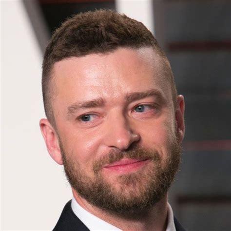 justin timberlake haircut  celebrity hairstyles