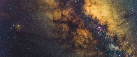 Lonely Speck Milky Way Galactic Center Lonely Speck