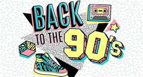 90's, Nostalgia And The Science Of Why We Can't Get Enough