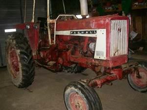 Farmall 656 Parts