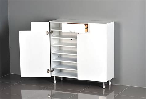 white shoe cabinet closetmaid white storage cabinet shoe cabinet reviews 2015