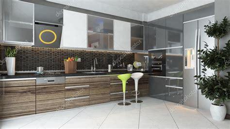 modern kitchen interior design photos modern kitchen interior design stock photo 169 sseven 96040004
