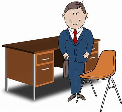 Clipart Desk Director Clip Manager Clipground Recent