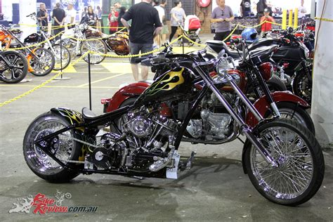 Hard N Fast Bankstown Custom Bike Show