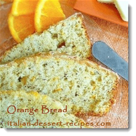 orange bread recipe   italian bread recipes