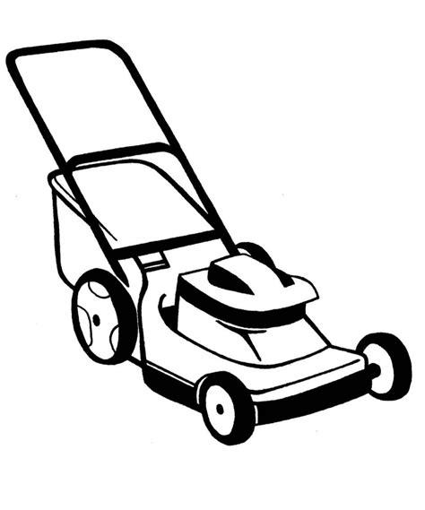 Lawn Mower Clip Lawn Mower Clipart Clipartion