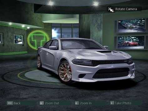 speed carbon dodge charger srt hellcat nfscars