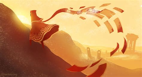 Best Of Journey Fan Art By Danlev On Deviantart