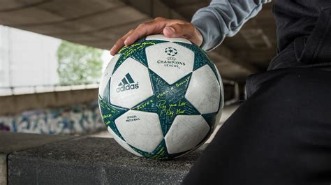 For the best possible experience, we recommend using chrome, firefox or microsoft edge. Adidas 16-17 Champions League Ball Released - Footy Headlines