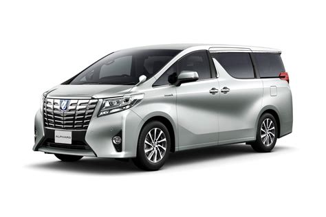 Toyota Alphard by Toyota Alphard 3 0 Fuel Consumption