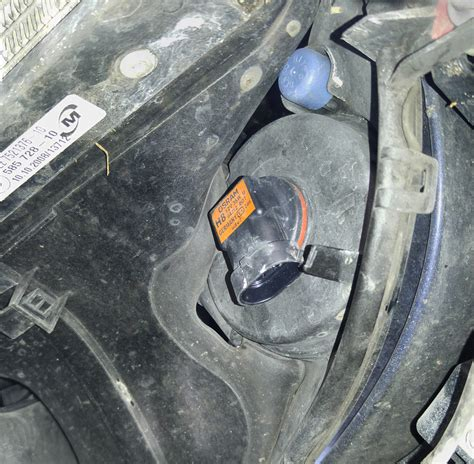 image 5497 from replace the fog light bulb on a bmw e90 3