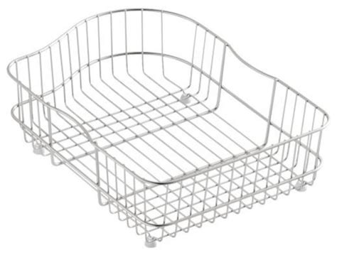 Kohler Hartland Sink Rack by Kohler K 6603r St Hartland Wire Rinse Basket For Right