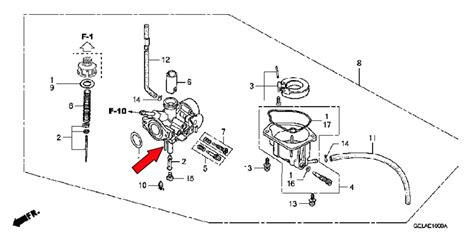 Honda Carb Diagram Cleaning by 2006 Crf50 Carburetor Cleaning Xr Crf 50 70 110