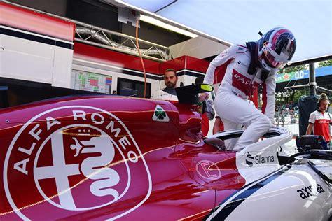 sauber renamed  alfa romeo racing   speedcafe