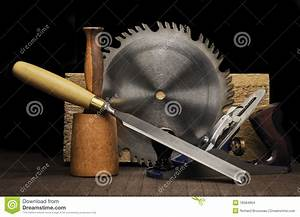 Woodworking Tools Stock Images - Image: 18584894
