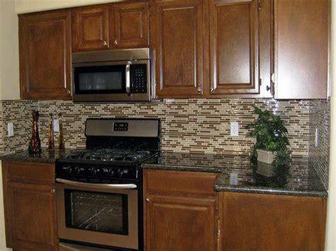 rustic elegant decor glass tile backsplashes for kitchens