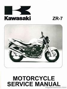Kawasaki Zr750f Zr