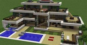 15, Cool, Minecraft, House, Ideas, And, Designs, 2020