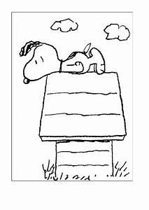Ausmalbilder Snoopy Kostenlos Malvorlagen Zum Ausdrucken