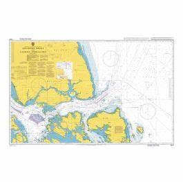 Maptech Chart Books Admiralty Chart 2403 Singapore Strait And Eastern Approaches