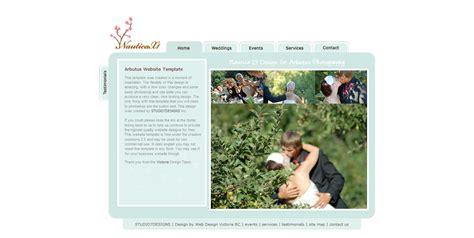 Wedding Website Templates Free Wedding Website Template Free Web Templates All