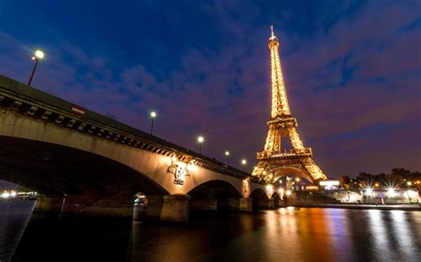 Descargar Fondos De Pantalla París, La Torre Eiffel, La