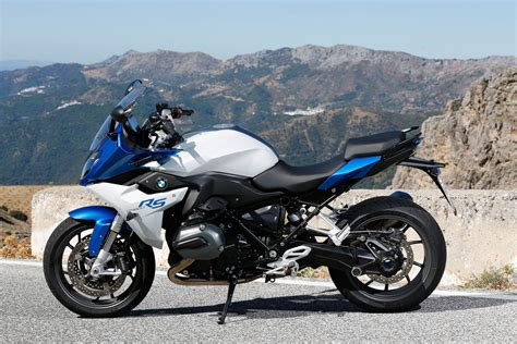 First Ride Bmw R1200rs Review Visordown