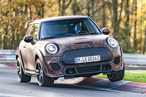 Upcoming Mini Cooper JCW Electric First Teaser Released