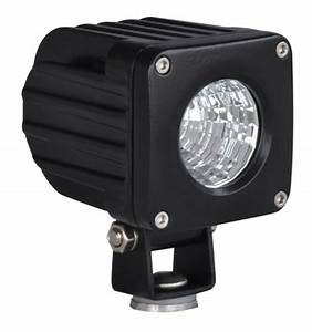 Jeep led flood lights : Pirate quot square watt cree led flood light black