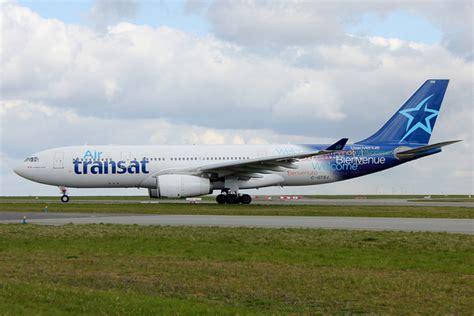 flotte air transat canada air transat pr 233 sentation de sa nouvelle cabine actualit 233 a 233 ronautique aeroweb fr net