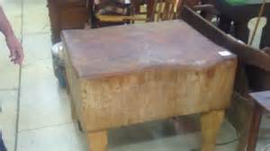 kitchen island block antique large butcher block with dovetail joints