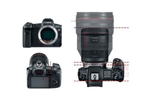 competitor news specs of canon eos r and