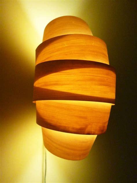 wood lamp series  matt dennis  behance lampes