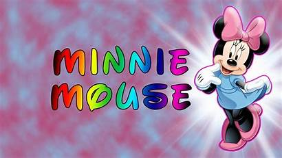 Minnie Mouse Background Backgrounds Wallpapers Tablet 4k