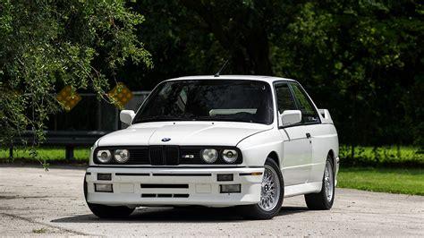 Bmw M3 E30 by Bmw M3 E30 1990 Usa Giełda Klasyk 243 W