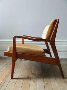 Fauteuil Années 50 : fauteuil scandinave annees 50 vintage moi ~ Dallasstarsshop.com Idées de Décoration