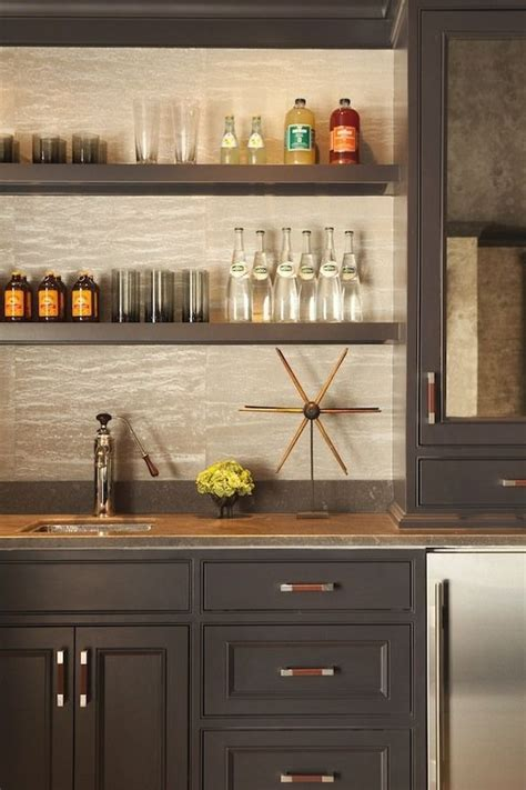 victuals grey bar cabinet 60 best images about wine cellars wet bars on pinterest