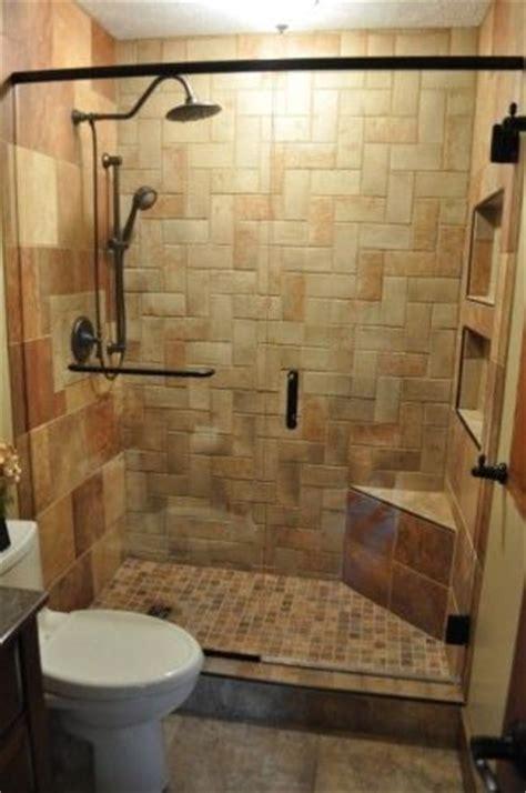 small master bath remodel replacing  built  tub