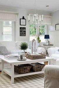 Bilder Wohnzimmer Landhausstil : wohnen ganz romantisch landhaus look ~ Sanjose-hotels-ca.com Haus und Dekorationen