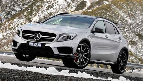 mercedes benz gla  amg review carsguide