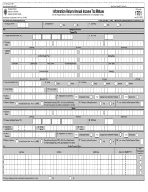 annual income tax return form fill printable