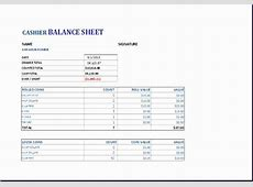 7 Small Business Account Sheet Cash Flow Projection