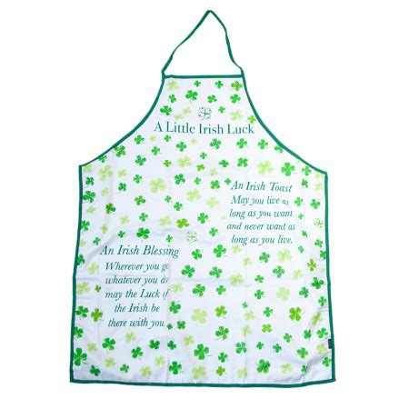 Kitchen Aprons Ireland by Clover Apron A Luck Dublin Gift Co