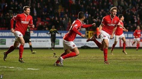 Charlton Athletic 1-1 Sheffield Wednesday - BBC Sport