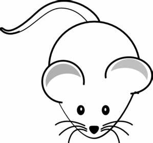 Mouse Clipart Black And White | Free download best Mouse ...
