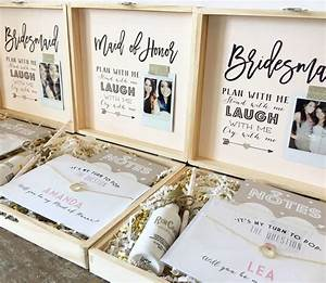 25 best ideas about bridesmaid proposal box on pinterest With maid of honor proposal letter