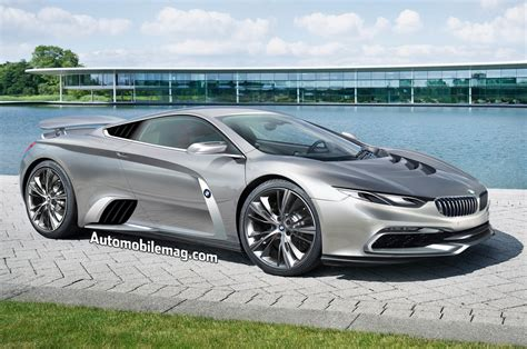 Bmw Supercar by A Bmw And Mclaren Supercar Maybe Bmw And Lexus Humbug